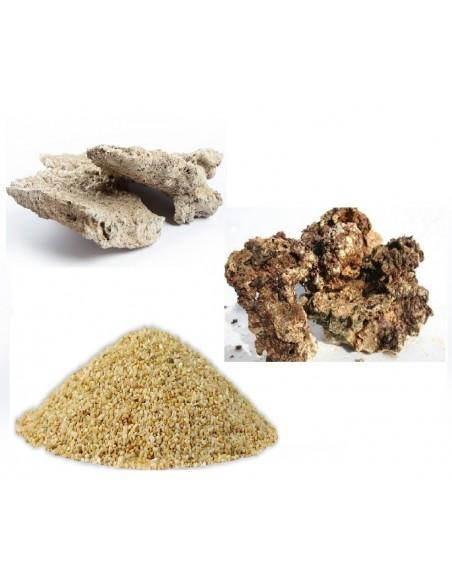 Rocks & substrates